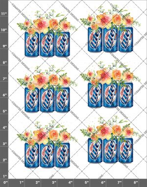 Miller Lite Flowers Waterslide