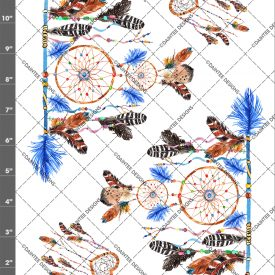 Large Watercolor Dreamcatchers Waterslide